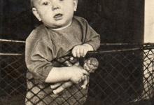 Сын Виталий Январь 1941 года, 6 месяцев