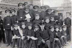 Гимназисты мужской гимназии (Школа № 1)