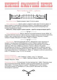 Ирбитский ярмарочный листок №6